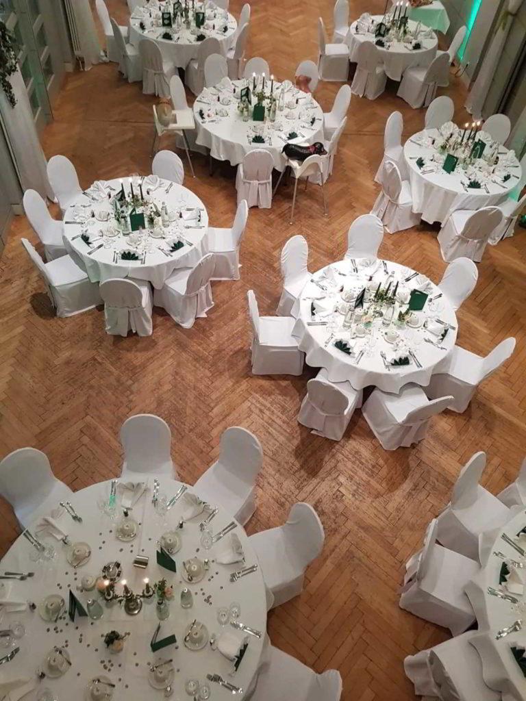 Hochzeit auf Hohenstein